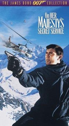On Her Majesty's Secret Service (1969) - Pictures, Photos & Images - IMDb - I'm a major fan of the Sean Connery Bond films, and almost never get through a Bond film with anyone else in the lead. But I stuck with this one. Better than expected!