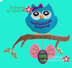 MARCH FREE DESIGN – Embroidery by EdytheAnne