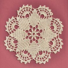 Crochet Knitting Handicraft: Crochet Motifs...FREE DIAGRAMS!