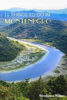 Montenegro is one of the youngest countries in the world, and tourism hasn't entirely made its way there. If you ask me, now is the best time to visit. Here's a guide to the top sights in Montenegro.