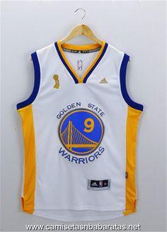 camiseta Golden State Warriors 2015 Champion #9 Iguodala €19.99