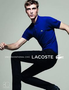 Chabernaud for Lacoste S/S 13 Campaign