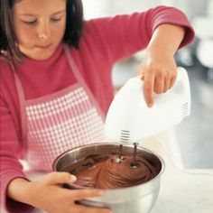 Kitchen Skills By Age