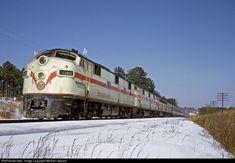 RailPictures.Net Photo: SAL 3048 Seaboard Air Line EMD E7(A) at Raleigh, North Carolina by Wharton Separk