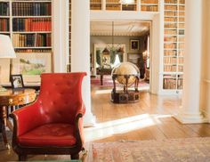 Habitually Chic® » A Look at Althorp