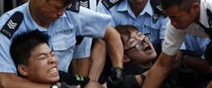 ASIA pacific : Hong Kong Protest: Police Arrest 511 After Big Democracy Rally