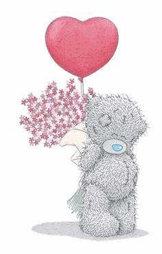 День воспитателя, мишки тедди открытки с днем святого валентина