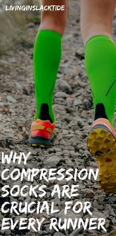 Read How I Gained a Love + Need for Compression Socks on Every Run!