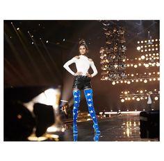 Werft einen Blick hinter die Kulissen der Victoria's Secret Fashion Show