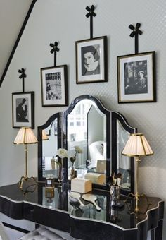 Checkout this useful artciel: How to Style a Makeup Vanity Table #vanitystyle #makeuptables