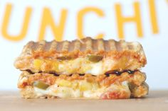 The Ultimate Sandwich To Kick Off Grilled Cheese Day