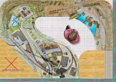 Track Plan by Werner Leistner