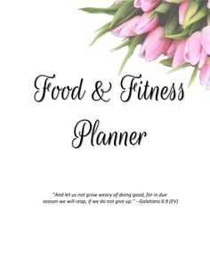 "This is my first Freebie Friday since being active in my blogging again after losing my husband four months ago.  I really want to get my ""new normal"" established on a good footing, so I'm sharing part of the Food and Fitness Planner I recently designed and put up in …  Continue reading →"