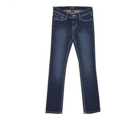 Jordache Girls' Skinny Jeans, Regular, Size: 6S, Blue