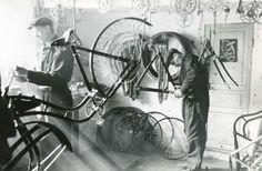 Tunturi-polkupyörien historia - Tunturi