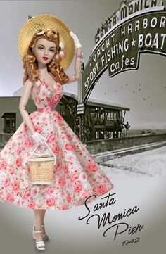 .Gene Marshall doll