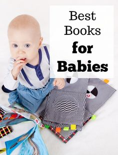 Great list of the best books for babies!