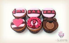 ¡Dilo con los #cupcakes de La Gustería! Informes y pedidos: lagusteriaperu@gmail.com