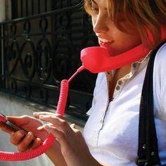 Coco Phone Auricular Retro 50% de descuento de $600 a solo $299