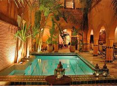 Riad Mirat Al Jamal Marrakech, Morocco