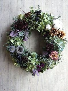 Beautiful wreath! - Gardening And Living