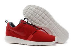 the latest cde47 1d8d2 Nike Roshe Run NM BR Mens Chinese Red All Hot Shoes Nike Shoes Online, Buy
