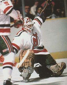 """Glenn """"Chico"""" Resch, New Jersey Devils"""