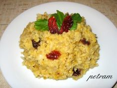 Risotto, Mashed Potatoes, Grains, Rice, Healthy, Ethnic Recipes, Fitness, Foods, Bulgur