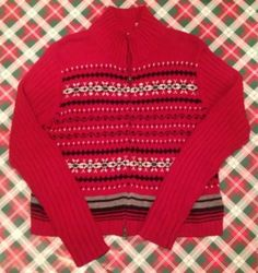 Discount Clothing, Skiing, Christmas Sweaters, Men Sweater, Zipper, Cotton, Red, Clothes, Fashion