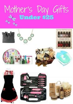 10 Mother's day gifts under $25!