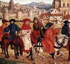 Salty Sam's Fun Blog for Children - Post 178 Geoffrey Chaucer * LOADS OF COOL STUFF FOR KIDS * KIDS CRAFT TUTORIALS * FREE DOWNLOADS – www.christina-sinclair.com