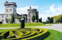 Dromoland Castle Hotel – Newmarket-on-Fergus, Ireland. The hotel of dreams was transformed from a castle to a ...