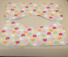 burp cloth, baby burp cloths, burp rags, set of 2, fabric burp cloths, baby…