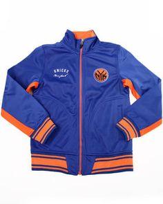 Knicks Tricot Track Jacket (8-20)