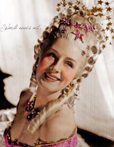 gorgeous norma shearer as marie antoinette