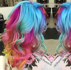 De colores...
