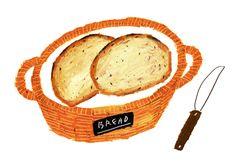 bread on Behance