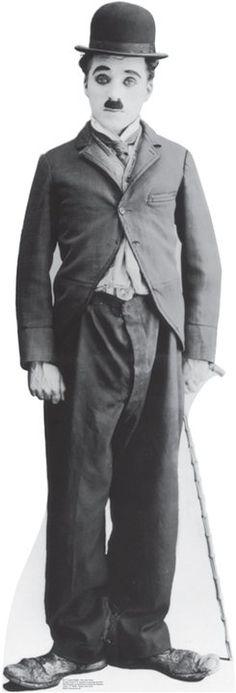 charlie chaplin photos to buy | ... cardboard cutout of Charlie Chaplin buy cutouts at starstills.com