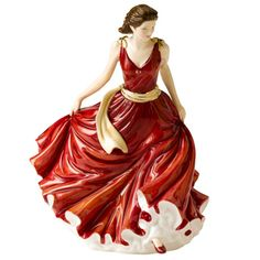 Royal Doulton Pretty Ladies Isabelle Michael Doulton Figure of The Year 2011