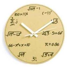 A funny wall #clock for #geeks. Do you know Dr. Sheldon Cooper? This is his Sheldon Cooper Clock, perfect gift for nerds $25