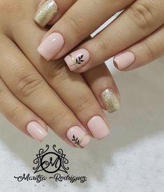 Nail Designs, Nail Art, Nails, Beauty, Ideas, Work Nails, Girly Things, Feet Nails, Nail Manicure