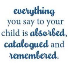 This is so true!! Love your kids with every fibre of your being & it'll all be fine x