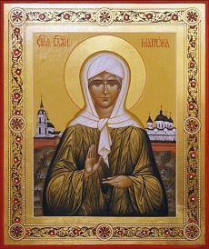 Молитвы Матроне Московской на все случаи жизни / Женское счастье!
