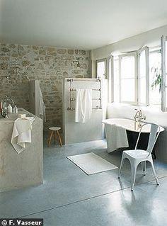 Inspiration Sud - 15 douches pleines de style - CôtéMaison.fr
