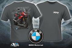 Camisa - S1000XR Fan BMW T-shirt - pelo Excel Sportswear