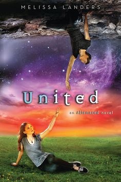 Countdown Widget for United by Melissa Landers. Please feel free to take the embed code and embed it on your book blog!