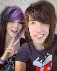 Alex Dorame and Jordan Sweeto