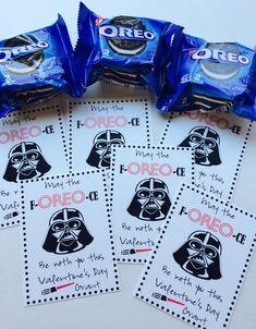 Star Wars Valentine.
