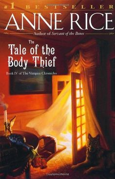 Film Adaptation of Anne Rice's The Tale of the Body Thief