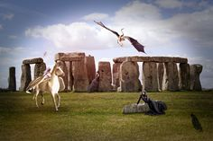 "https://flic.kr/p/uvnmJJ | La féérie de Stonehedge | <a href=""https://www.flickr.com/groups/makeitinteresting/discuss/72157652057804323"">Make It Interesting • Challenge 3 (Stonehenge)</a>  Source image with thanks to <a href=""https://www.flickr.com/photos/b_ucky_20/10774389203/"">Rik O'Hare LRPS</a>"